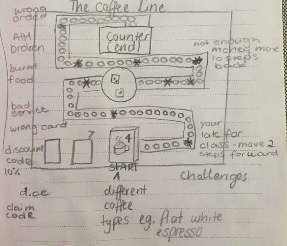 Cafe Ori Menu