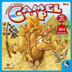 Cover art for Camel Cup (or is it Camel Up?)
