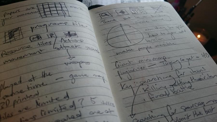 week 3 game design notes