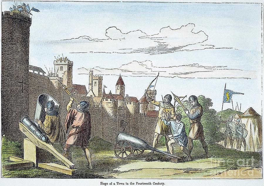 siege-of-medieval-town-granger 14th century