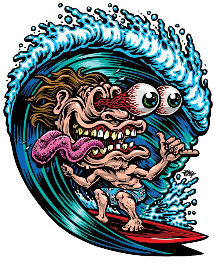 Surf-Freak-art-by-Jimbo-Phillips