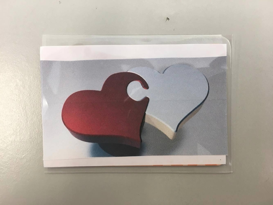 Matchmaker card