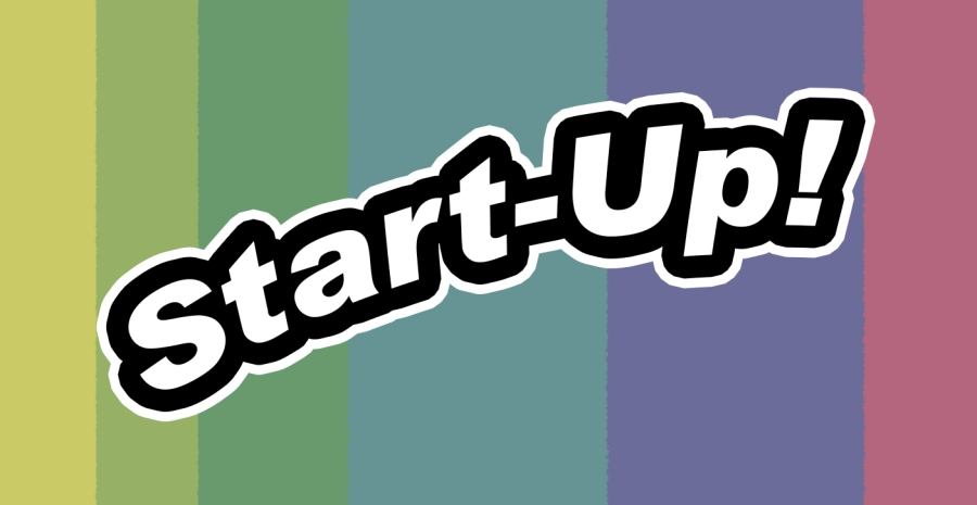 startup art