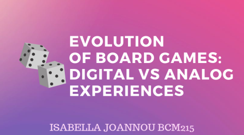 Evolution of Board Games_ Digital vs Analog Experiences